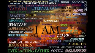 The 365 Names oḟ our God.