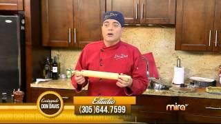 """""""Cocinando con Don Davis"""" - Programa completo - 22 de diciembre de 2014 - Parte 4"""