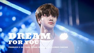 190321 PRODUCE X 101 FINAL STAGE IN INCHEON 울림 - 차준호 WOOLIM - ...