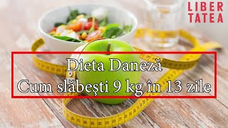 dieta daneza meniu