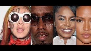 Cassie Consoles Diddy During His Loss Kim Porter, Tekashi Details Firing Everyone Including Sh0tti