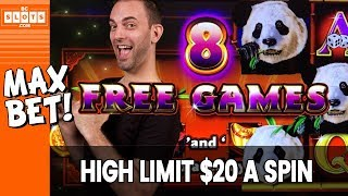 Baixar 🐼 👑 $20/SPIN on PANDA KING 💲 High Limit #WINNING ✦ BCSlots #AD