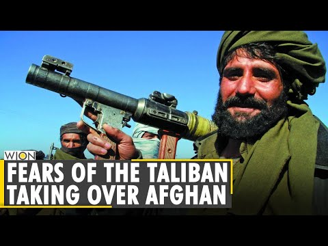 Afghanistan: Fears of the Taliban taking over Afghan
