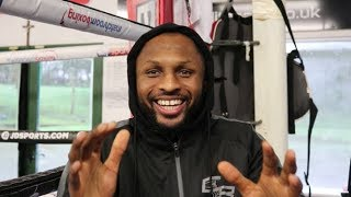 'I WOULDN'T SAY SHAKAN IS A STEP-UP' - CRAIG RICHARDS ON HIS 2019, DOMESTIC LEVEL & WILDER FURY II