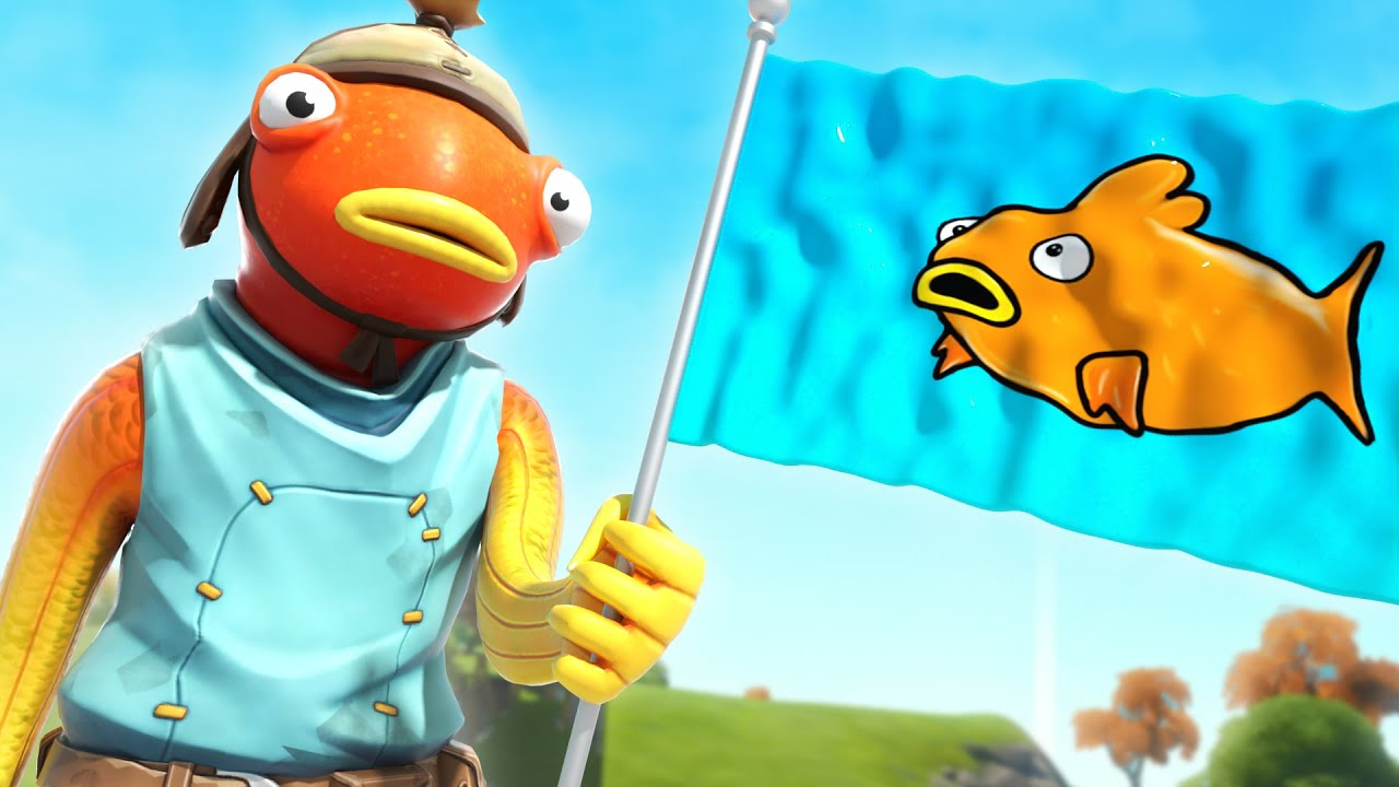 Join The Fish Army Youtube