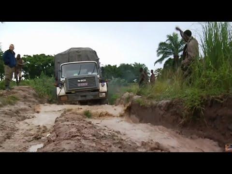 Les routes de l'impossible - Congo, le salaire de la sueur