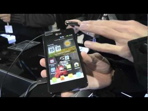 LG Optimus 3D Max 動手玩(廣東話)