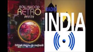 Bollywood Retro Party Show Three Radio India  Worldwide Digital Stream Screenworks Entertainment