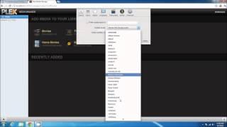 Plex Media Server Configuration - HTPCBuild.com