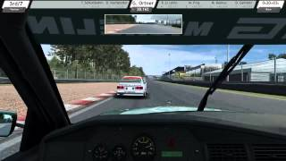 RR | Virtualracing.org - DTM 1992 Test Race @ Zolder