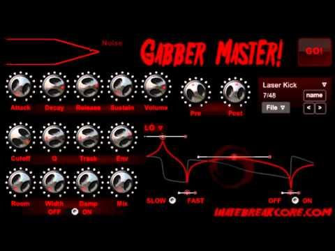 Gabber Master by I HATE BREAKCORE