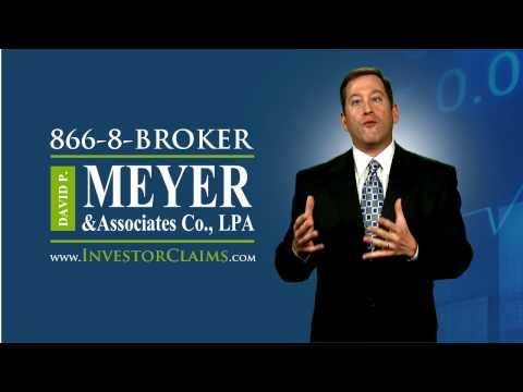 Securities Fraud Lawyer Explains Brokerage Firms