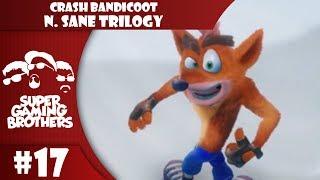 SGB Play: Crash Bandicoot N.Sane Trilogy - Part 17 | Endangered Animal Dash