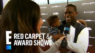 """Sterling K. Brown's Warning to """"This Is Us"""" Viewers   E! Live from the Red Carpet"""