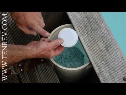 piscine comment r parer un skimmer cass ou fuite youtube. Black Bedroom Furniture Sets. Home Design Ideas