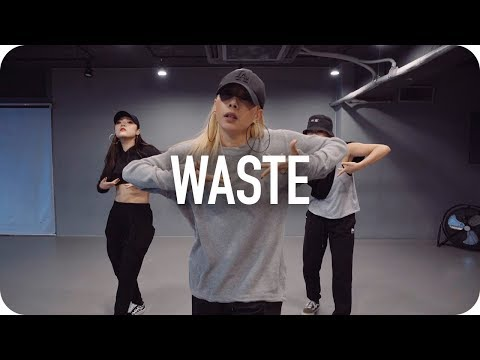 Waste - Jazz Cartier / Isabelle Choreography