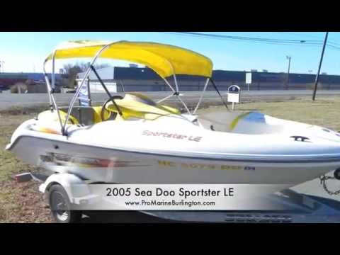 2005 Sea Doo Sportster LE FOR SALE