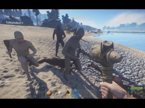 Rust youtube for Porte hq rust