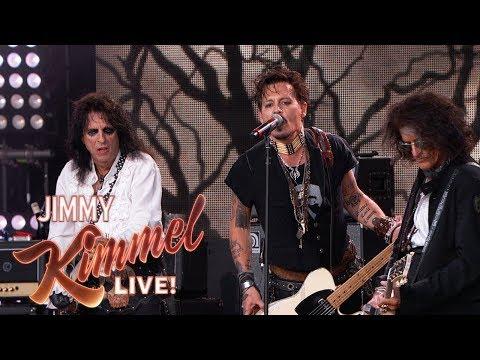 Hollywood Vampires Live Concert 2020