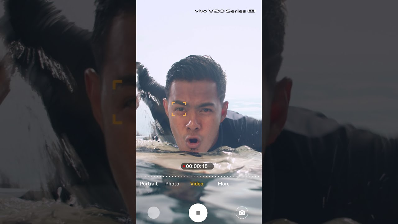 vivo #EyesOnMeV20 Challenge - Alieff Irfan