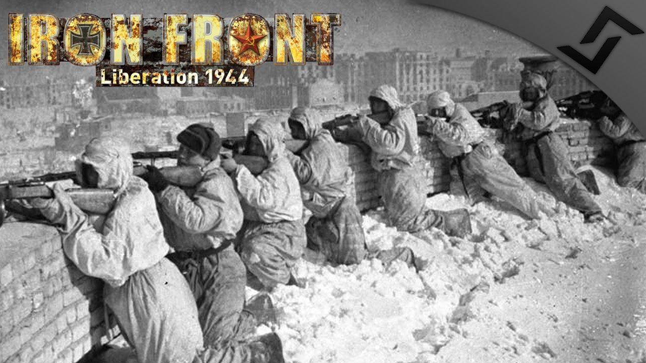 Winter Sniper in Russia - ARMA 3 Iron Front WW2 Mod