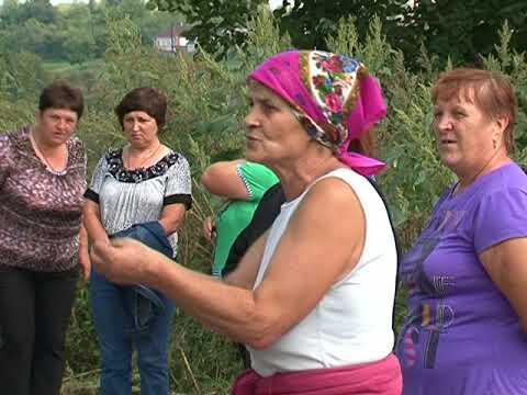 В Обоянском районе 70 тысяч рублей народ собрал на дорогу, которую так и не дождались