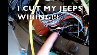 How to Wire Jeep Wrangler Hardtop Harness - YouTube | Wrangler Hardtop Wiring Harness |  | YouTube
