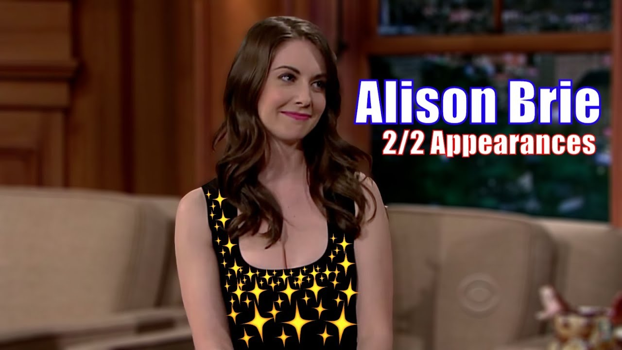 swimsuit Youtube Alison Brie naked photo 2017