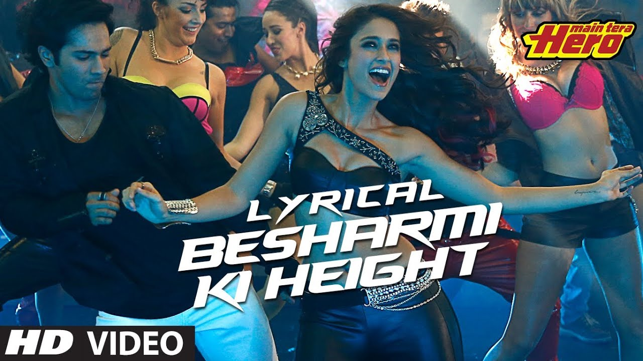 besharmi ki height song download