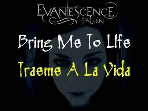 Evanescence - Bring Me To Life [Español - Ingles]