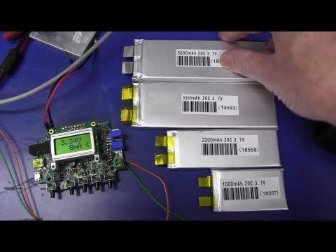 EEVblog #393 - LiPo Battery Discharge Testing