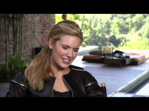 Maggie Grace - Faster Interview