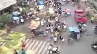 Earthquake in Visayas Rumors Panic the Entire City that Tsunami is Coming to Hit (Original)