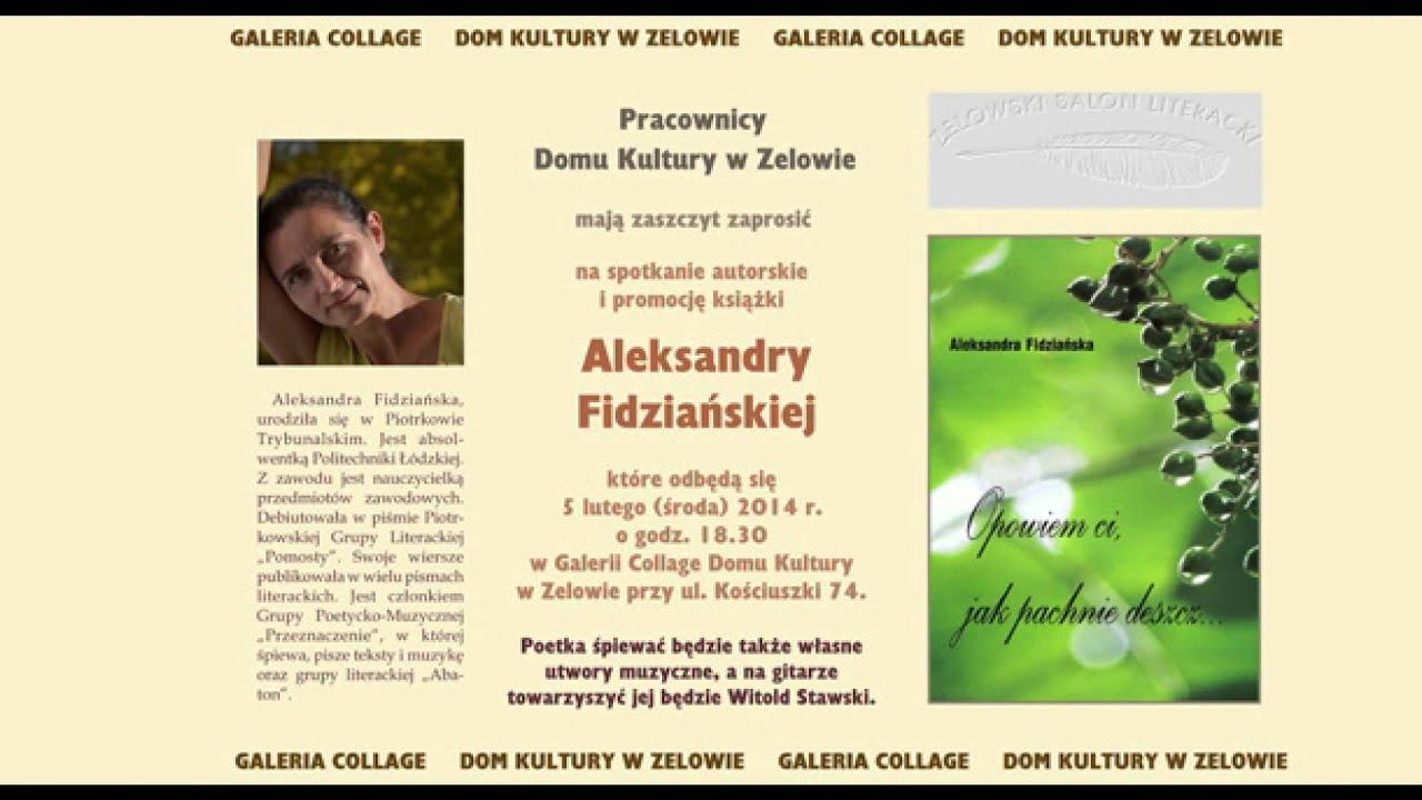 Tkb Spotkanie Autorskie Aleksandry Fidziańskiej 03022014