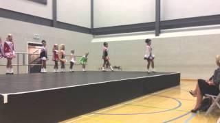 West of Scotland Irish dance championships Parade Of the champions 2015