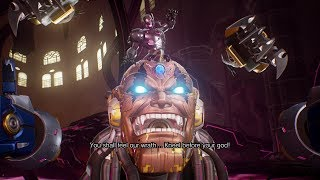 Marvel vs Capcom Infinite - Full Story Playthrough