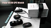 63eb9c80c فتح صندوق ساعة بولار الرياضية unboxing polar smarwatch m600 ...