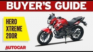 Hero Xtreme 200R | Buyer's Guide | Autocar India
