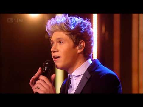 One Direction - Little Things - The Royal Variety Performance 2012