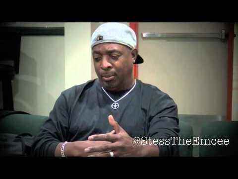 Chuck D Interviewed by Stess The Emcee and UGR