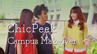 NUS Students Get Jade Seah Makeover | ChicPeek Ep 58