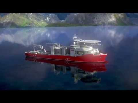 ABB orders advanced cable  lay ship at Kleven