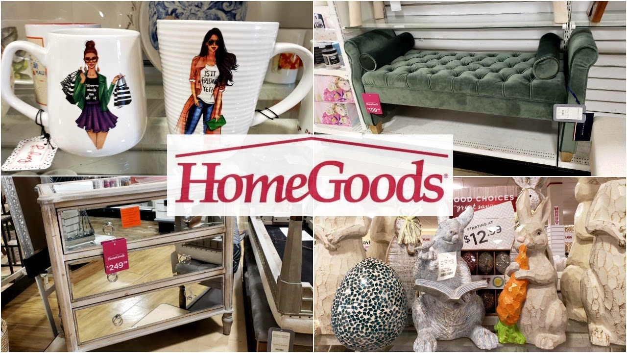 Homegoods Furniture Kitchen Decor Shop With Me 2019 Youtube