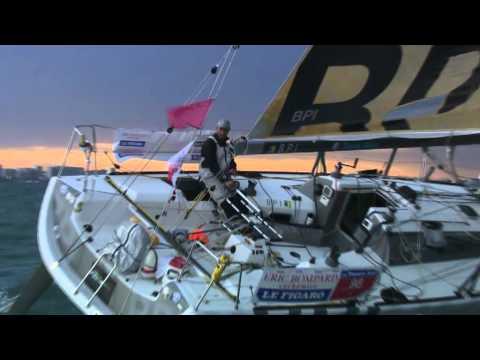 La Solitaire du Figaro final etapa 3_Top4