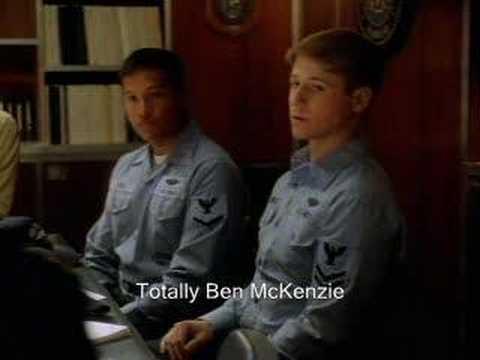 Ben McKenzie jag