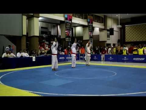 PDIC 2017 - (Jawa Timur) Beregu Teknik Asli Harimau Putra