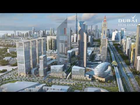 Emirates Towers Business Park Dubai's new AED 5 billion business district