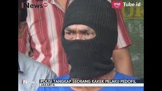 Download Video Melakukan Aksi Pedofil, Seorang Kakek Berumur 62 Tahun Ditangkap Polisi - iNews Pagi 11/10 MP3 3GP MP4