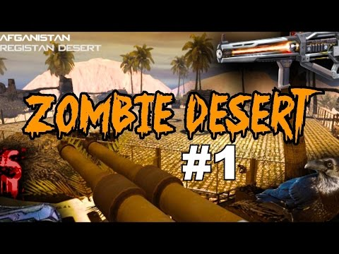 ZOMBIES in the Desert with some AMAZING Weapons!· Call of Duty ...