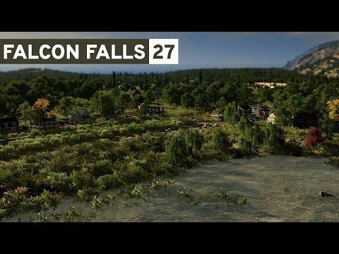 Rural Region - Cities Skylines: Falcon Falls - Part 27 -